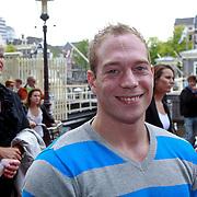 NLD/Amsterdam/20110731 - Premiere circus Hurricane met Hans Klok, Yuri van Gelder