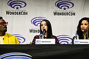 Alexa Nisenson at Wondercon in Anaheim Ca. March 31, 2019