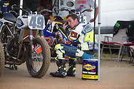 Charlotte Half Mile - AMA Pro Flat Track - Charlotte, North Carolina - July 30, 2016 :: Contact me for download access if you do not have a subscription with andrea wilson photography. :: ..:: For anything other than editorial usage, releases are the responsibility of the end user and documentation will be required prior to file delivery ::..