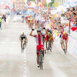 28-09-2014: Wielrennen: WK weg Elite mannen: Ponferrada <br /> WIELRENNEN PONFERRADA SPAIN ROAD RACE ELITE MEN