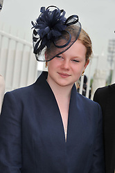 LADY HENRIETTA STANLEY at the 2012 Investec sponsored Derby at Epsom Racecourse, Epsom, Surrey on 2nd June 2012.