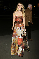 """Juno Temple attends a screening of """"Wonder Wheel"""" at the Museum of Modern Art in New York."""