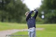 Corey Scullion (Moyola Park) during the Connacht U14 Boys Amateur Open, Ballinasloe Golf Club, Ballinasloe, Galway,  Ireland. 10/07/2019<br /> Picture: Golffile   Fran Caffrey<br /> <br /> <br /> All photo usage must carry mandatory copyright credit (© Golffile   Fran Caffrey)