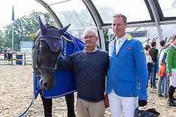 Ahlmann Christian, GER, Querido VG<br /> CHIO Aachen 2021<br /> © Hippo Foto - Sharon Vandeput<br /> 26/09/21