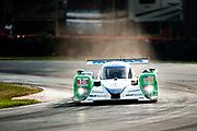August 4-6, 2011. American Le Mans Series, Mid Ohio. 16 Dyson Racing Team, Chris Dyson, Guy Smith, Lola B09/86, Mazda MZR-R 2.0 L Turbo I4