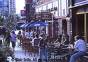 Harrisburg, PA, City Center, Sidewalk Cafes, Outdoor Dining, 2nd Street Restaurants