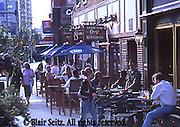 Harrisburg, PA, City Center, Sidewalk Cafes, Outdoor Dining, 2nd Street Restaurants