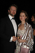 THE MARQUESS  AND MARCHIONESS OF HAMILTON, The 28th Game Conservancy Trust Ball, In association with Barter Card. Battersea Park. 18 May 2006. ONE TIME USE ONLY - DO NOT ARCHIVE  © Copyright Photograph by Dafydd Jones 66 Stockwell Park Rd. London SW9 0DA Tel 020 7733 0108 www.dafjones.com