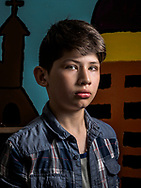 Mahdi, age 12, from Afghanistan