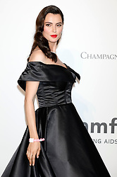 May 23, 2019 - Antibes, Alpes-Maritimes, Frankreich - Catrinel Marlon attending the 26th amfAR's Cinema Against Aids Gala during the 72nd Cannes Film Festival at Hotel du Cap-Eden-Roc on May 23, 2019 in Antibes (Credit Image: © Future-Image via ZUMA Press)