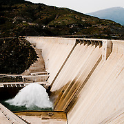 Water and dam