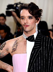 Michael Urie attending the Metropolitan Museum of Art Costume Institute Benefit Gala 2019 in New York, USA.