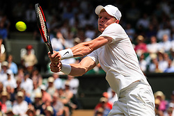 6 July 2017 -  Wimbledon Tennis (Day 4) -- Photo: Marc Atkins / Offside.