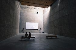 Johann König gallery inside St Agnes church art space and community centre in Kreuzberg  Berlin Germany