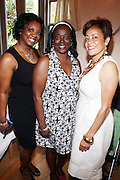 24 June 2010- Miami Beach, Florida-l to r: Nicole Friday at the The 2010 American Black Film Festival Founder's Brunch held at Emeril's on June 24, 2010. Photo Credit: Terrence Jennings/Sipa