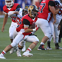 (Photograph by Bill Gerth for SVCN) in the Charlie Wedemeyer All Star Game at Levi Stadium, San Jose CA on 7/16/16.