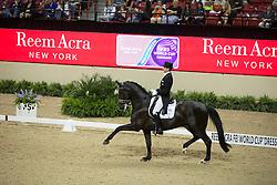 Gal Edward, (NED), Glock's Undercover<br /> Reem Acra FEI World Cup™ Dressage Final<br /> Las Vegas 2015<br />  © Hippo Foto - Dirk Caremans<br /> 16/04/15