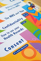 Health Information Leaflets,