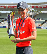 England Women v South Africa Women 070914