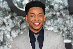 © Licensed to London News Pictures. 15/12/2016. JACOB LATIMORE attends the European film premiere of Collateral Beauty. London, UK. Photo credit: Ray Tang/LNP
