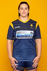 Sioned Harries of Worcester Warriors Women - Mandatory by-line: Robbie Stephenson/JMP - 27/10/2020 - RUGBY - Sixways Stadium - Worcester, England - Worcester Warriors Women Headshots