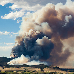 Corral Forest Fire