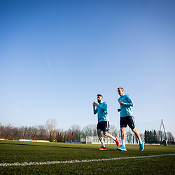 20170320:SLO, Football - Training of Slovenian football team