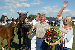 Equimax Veulenbokaal Zafnalita<br /> KWPN Paardendagen Ermelo 2004<br /> Photo © Hippo Foto