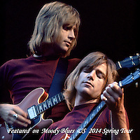 The Moody Blues [IoW 1970] as featured on their 2014 Moody Blues Cruise