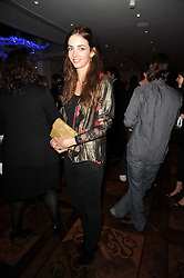 ROSE HANBURY at a party following the premier of Boogie Woogie held at The Westbury Hotel, Conduit Street, London on 13th April 2010.