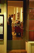 A modern style restaurant i Nimes. Nimes, Gard, Provence, France, Europe
