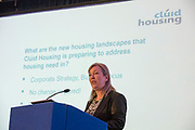 NO FEE PICTURES                                                                                                                                              10/10/19 Fiona Cormican, Cluid Housing at the Irish Council for Social Housing (ICSH) Biennial Finance and Development Conference 2019 at the Clayton Whites Hotel, Wexford 10-11 October. The two-day conference brings together 300 delegates including active housing associations, currently facing the challenge of growing their housing stock and making it more environmentally sustainable. At the event, stakeholders from the public, not-for-profit and private sectors will discuss how collaboration and innovation can develop the sector's capacity to build more sustainable and climate resilient communities.Picture: Arthur Carron