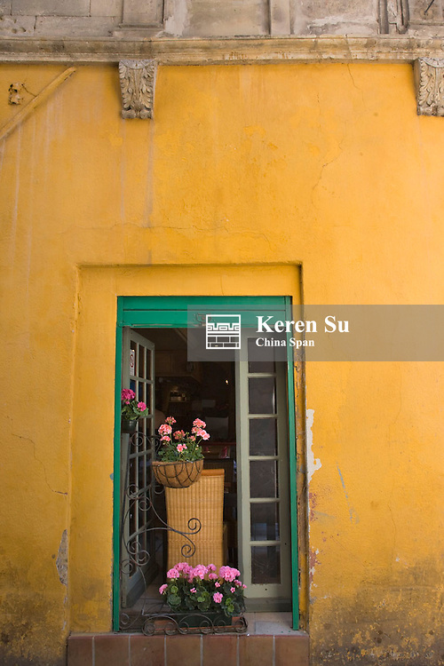 Window, Arles, France