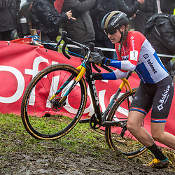 11-11-2019: Cycling Jaarmarktcross Niel: Lucinda Brand wins on her first appearance of the season