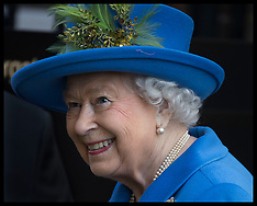 The Queen at Watergate House - 14 Feb 2019