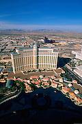 The Bellaggio, Las Vegas, Nevada<br />