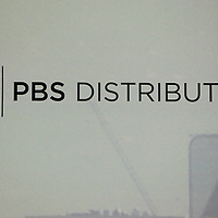 USA, Massachusetts, Boston. PBS Distribution center at WGBH Studios.