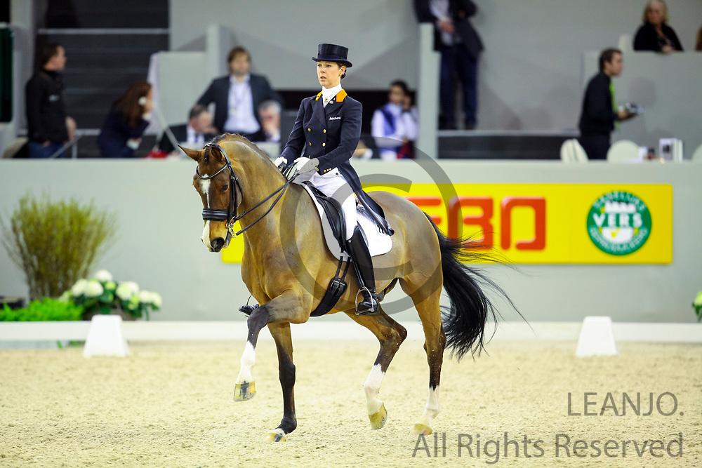 Stephanie Beek Peters - Jeff<br /> Indoor Brabant 2009<br /> © DigiShots
