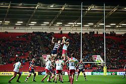 Bristol Rugby v Harlequins - Mandatory by-line: Dougie Allward/JMP - 10/02/2017 - RUGBY - Ashton Gate - Bristol, England - Bristol Rugby v Harlequins - Aviva Premiership