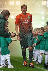 24.07.2011, Weserstadion, Bremen, GER, 1.FBL, Werder Bremen Tag der Fans 2011, im Bild  Clemens Fritz (Bremen #8)..// during the day of fans on 2011/07/24,  Weserstadion, Bremen, Germany..EXPA Pictures © 2011, PhotoCredit: EXPA/ nph/  Frisch       ****** out of GER / CRO  / BEL ******