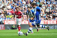 Wigan Athletic v Nottingham Forest 310813