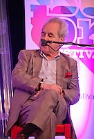 Writer John Banville at the Dalkey Book Festival, Dalkey, County Dublin, Ireland. Sunday 22nd June 2014.