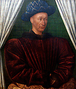 Charles VII by Jean Fouquet 1445 1450. Charles VII (Charles the Well Served), 1403–61, king of France (1422–61), son and successor of Charles VI. His reign saw the end of the Hundred Years War