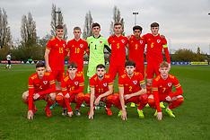 2019-11-16 Russia U19 v Wales U19