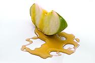 Honey Over Apple