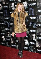 Kylie Babbington Four UK Premiere, Empire Cinema, Leicester Square, London, UK. 10 October 2011. Contact: Rich@Piqtured.com +44(0)7941 079620 (Picture by Richard Goldschmidt)