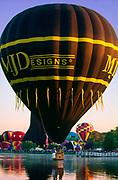 Baloon at the Plano Baloon Festival in Plano, Texas