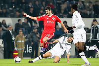 20120103: GUIMARAES, PORTUGAL - Portuguese League Cup, 3rd Stage, Round 1: VSC Guimaraes vs SL Benfica. <br /> In photo: Nelson Oliveira.<br /> PHOTO: CITYFILES