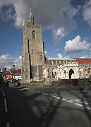 Saint Mary's church, Boxford, Suffolk, England