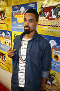 Bilal at The 2008 Black August Benefit Concert held at BB Kings on August 31, 2008..2008 begins the second decade of Black August Hip Hop Project benefit concerts which assist and support Political Prisoners. The Malcolm X Grassroots Movement is an organization whose mission is to defend the human rights of people and promote self-determination in our community.